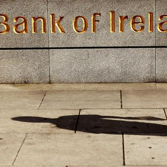 Bank of Ireland chief executive Richie Boucher earned a salary of 690,000 euro in 2012