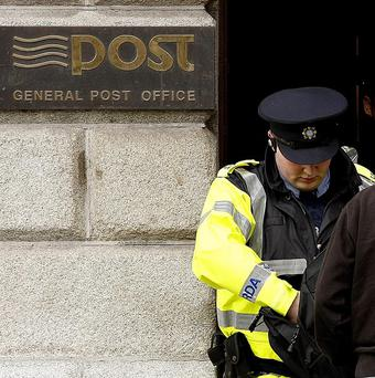 The country's 1,150 post offices could carry out basic police administration in a bid to raise more revenue
