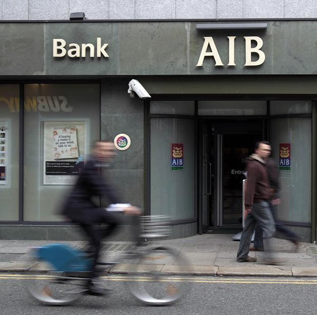 AIB said it is on track to return to sustainable profitability during 2014