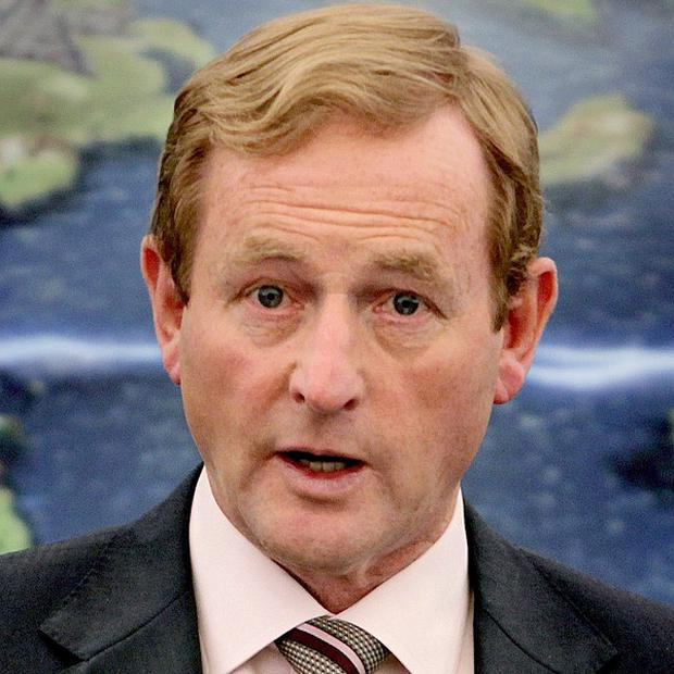 Taoiseach Enda Kenny announced that 200 jobs will be created by Nypro Healthcare at its Waterford site