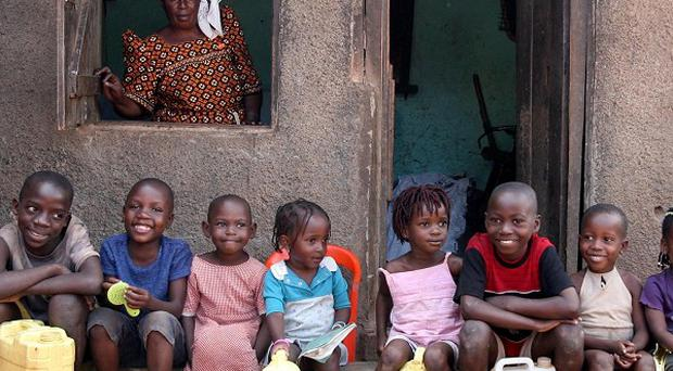 Children in Sub Saharan Africa