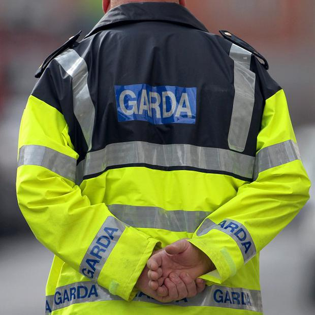 Gardai arrested three people during a planned operation in west Dublin