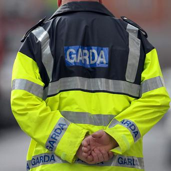 Gardai arrested a 53-year-old man and 43-year-old woman
