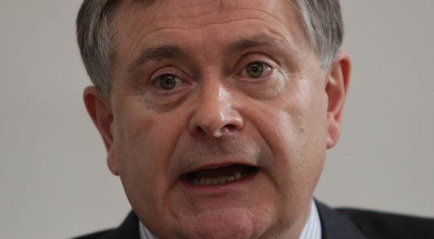 Brendan Howlin said the Government remained committed to taking 300 million euro off the public sector pay and pensions bill this year