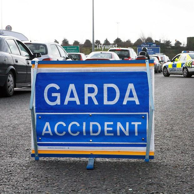 Gardai are seeking witnesses after a man died in a crash in Bantiss, Cloughjordan