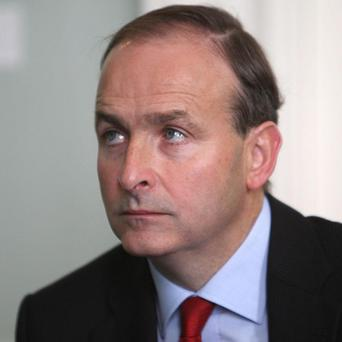 Micheal Martin said real political reform is needed to win back the public's trust