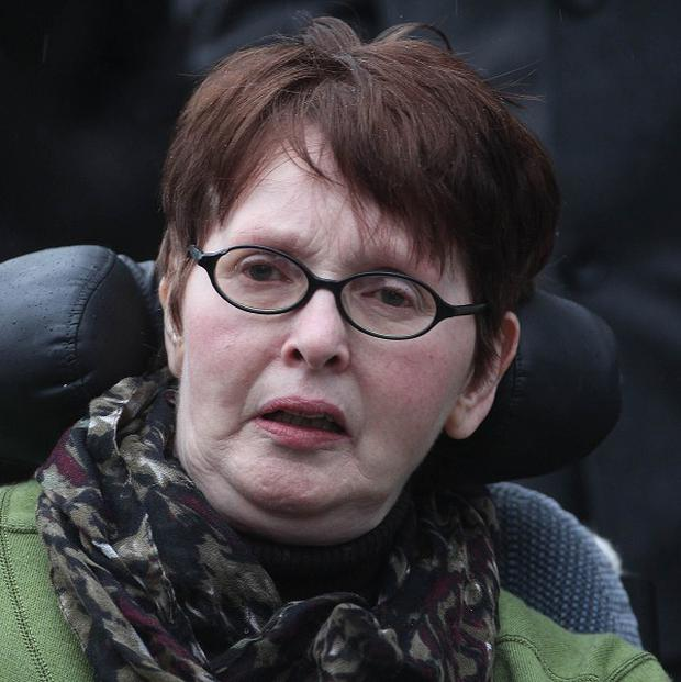 Terminally ill Marie Fleming is taking her battle for the right to die in an assisted suicide to the country's highest court