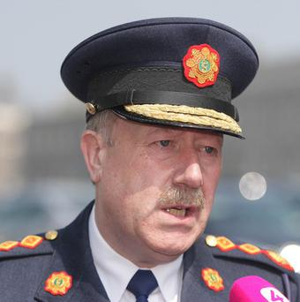 Garda Commissioner Martin Callinan called for evidence of offences going unrecorded to be handed over