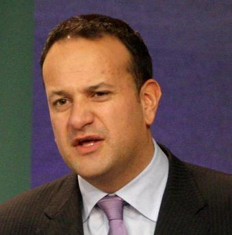 Transport Minister Leo Varadkar said two new road projects would improve safety and journeys in and out of Dublin