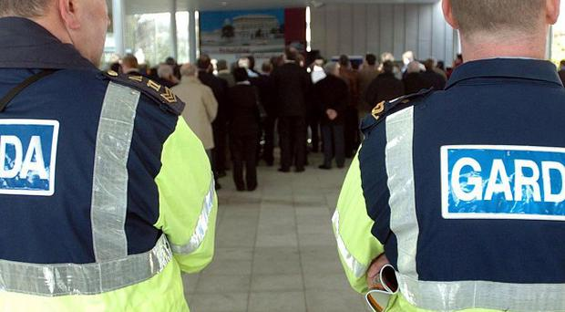Gardai have seized drugs with a street value of 60,000 euro