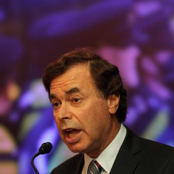 Alan Shatter said tens of thousands of Irish people put their lives at risk during the global conflict in the fight against fascism and tyranny