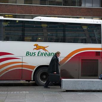 Bus Eireann is in danger of going out of business, the Tanaiste said