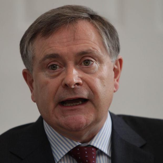 Minister for Public Expenditure Brendan Howlin will update the Cabinet on Tuesday