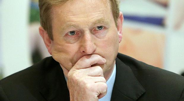 Taoiseach Enda Kenny is due to receive an honorary degree from Boston College