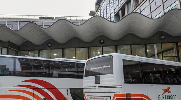 Bus Eireann hopes to run as many services as possible during the drivers' strike