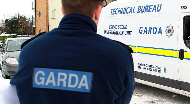 Gardai have arrested three men in connection with the murder of a criminal in Dublin