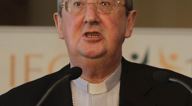 The Archbishop of Dublin, Diarmuid Martin, says he is concerned by the Government's plans to legislate for abortion on the grounds of suicide
