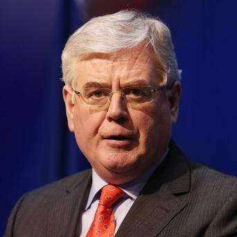 Tanaiste Eamon Gilmore said the Government was 'deeply concerned' by allegations of mistreatment at a number of creches