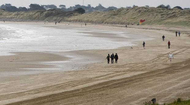 Velvet Strand at Portmarnock was among the beaches which lost their coveted blue flag status