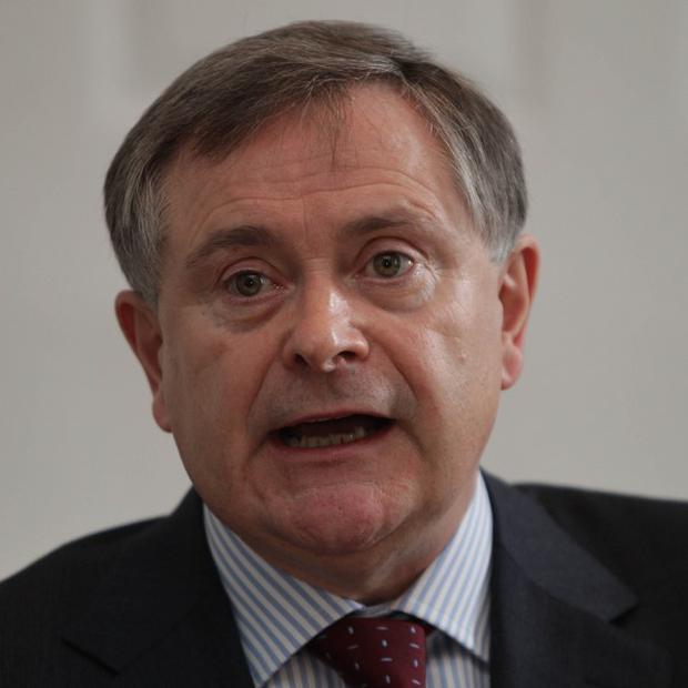 Brendan Howlin says accepting the deal is the only way to avoid compulsory redundancies