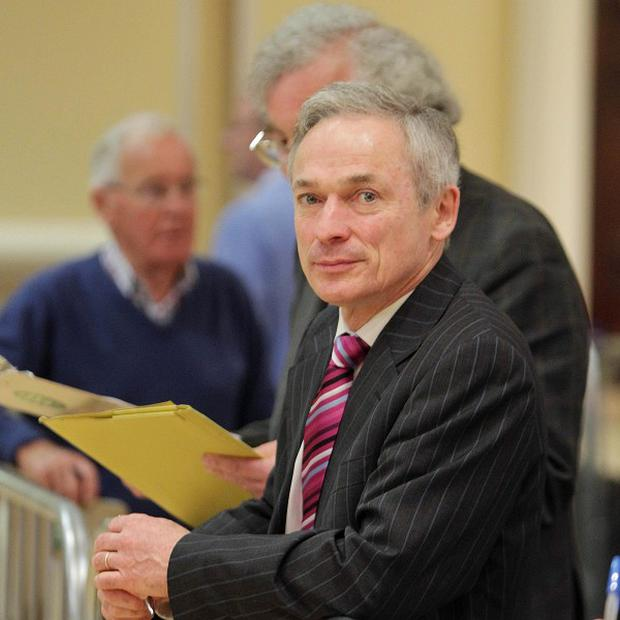 Jobs Minister Richard Bruton said it was important Irish companies were able to compete with multinationals