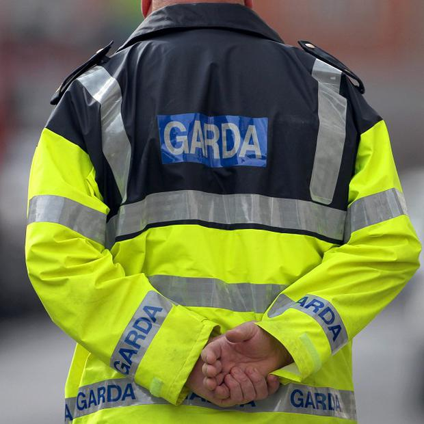 Gardai raided a property at The Strand, Donabate