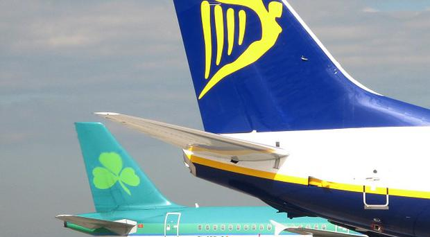 Ryanair boss Michael O'Leary vowed to appeal any final decision that it will have to reduce its stake in Aer Lingus