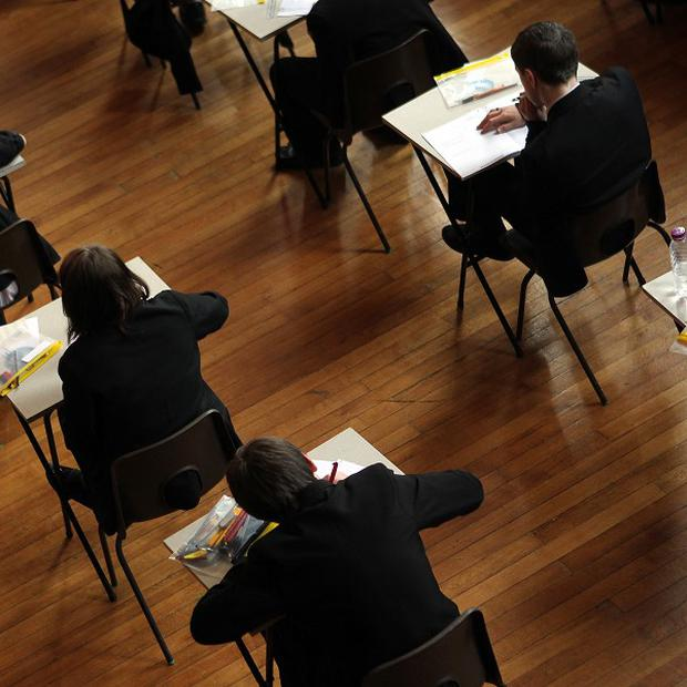 More than 116,000 students across Ireland will be sitting their Leaving and Junior Certificate exams
