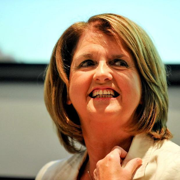 Social Protection Minister Joan Burton said 95,000 job opportunities were advertised through her department