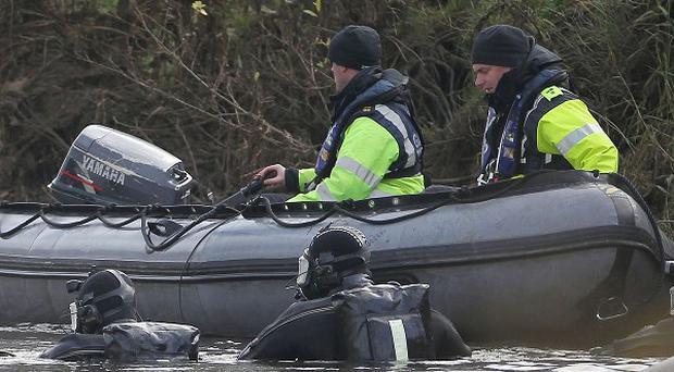 The man's body was recovered from the River Lee in Co Cork
