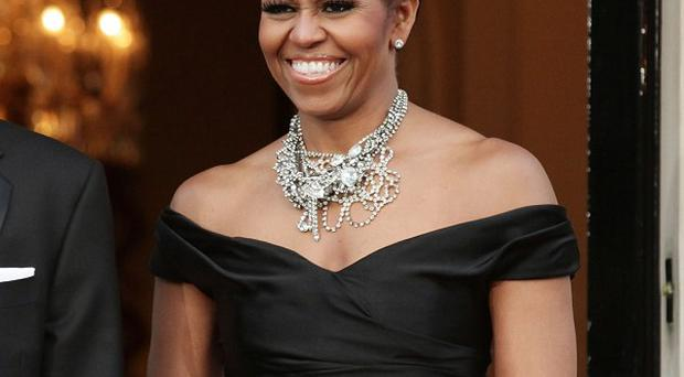 US First Lady Michelle Obama is to take a tour of Dublin along with her two daughters