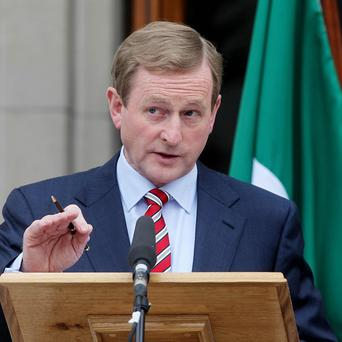 Enda Kenny has said a deal over the European budget is close to being sealed