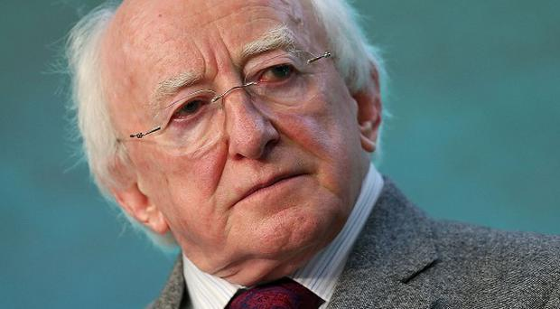 President Michael D Higgins said the Anglo tapes do not reflect 'the voices of the people of Ireland'