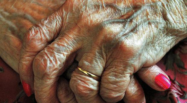 Two sisters aged 91 and 89 were targeted by burglars
