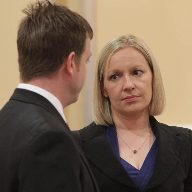Lucinda Creighton has yet to formally declare her intention, but she is believed to be the most senior figure opposed to some of the legislation
