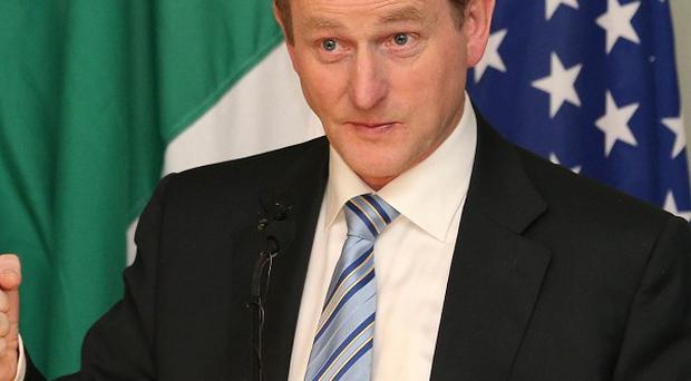 Taoiseach Enda Kenny has continually warned that members of his party face exile if they refuse to support the legislation