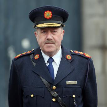Commissioner Martin Callinan said victims are at the centre of everything gardai do