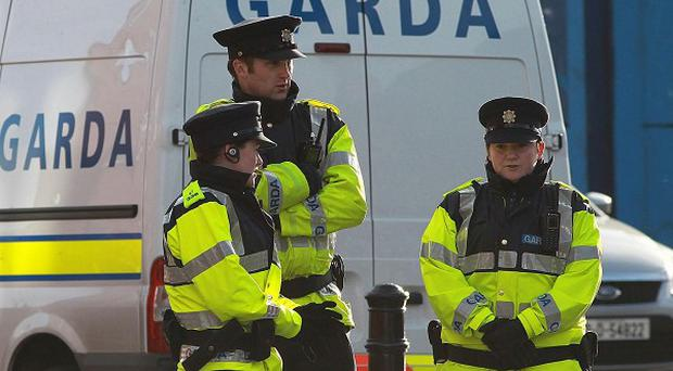 Two men have been found dead in a house in Castlebar, Gardai said