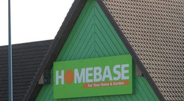 Homebase announced plans to close stores in Fonthill, Carlow and Castlebar