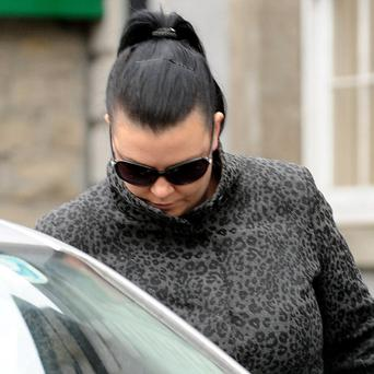 Ann Corcoran, pictured, gave evidence at the inquest into Katy French's death