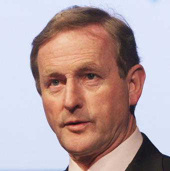 Taoiseach Enda Kenny warned depending on social welfare is 'no route out of poverty'