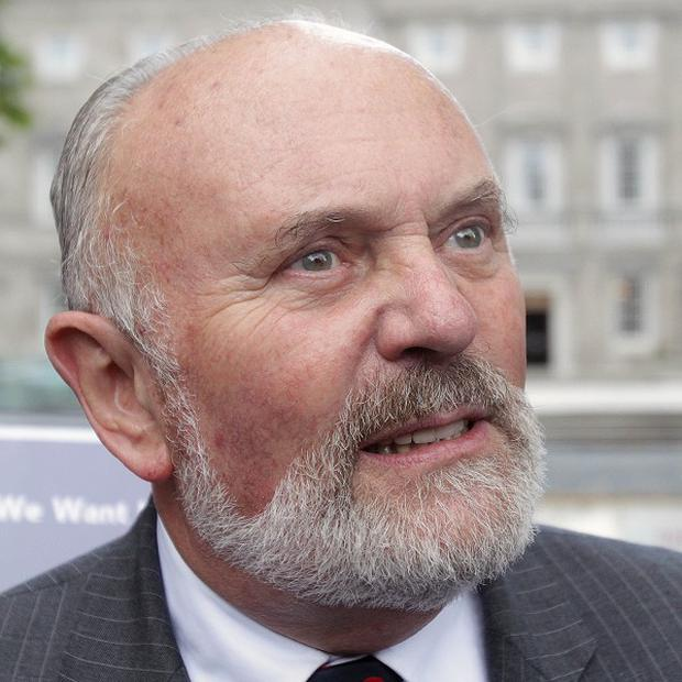 Senator David Norris was branded a 'sexist' over remarks he made about Fine Gael's Regina Doherty