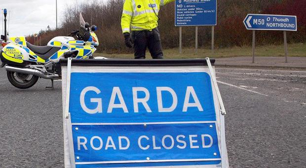Gardai from Bruff are investigating the cause of the accident and a forensic examination of the crash site is to take place