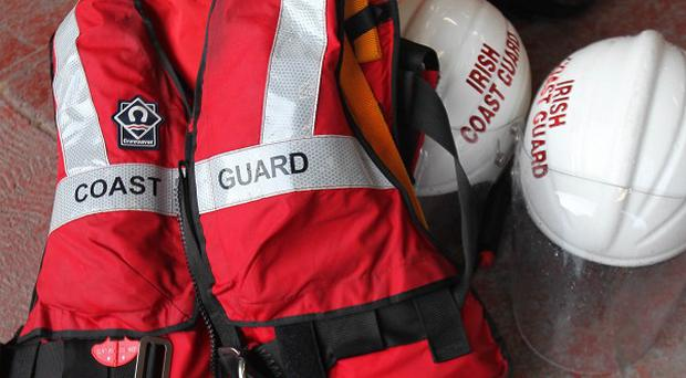 The Coast Guard was involved in an operation to locate a man who drowned off the west Cork coast
