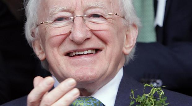 Forbes has apologied to President Michael D Higgins over an error in one of its online articles