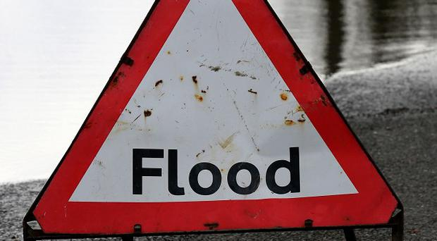Houses, flats and businesses across Dublin have been affected by overnight flooding
