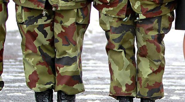 Women soldiers could soon be allowed to serve in the Army
