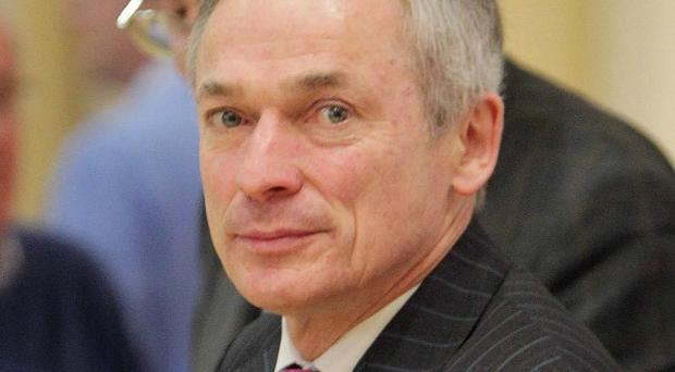 Jobs Minister Richard Bruton welcomed pharmaceutical group Alexion's expansion plans