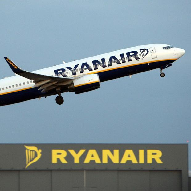 Michael O'Leary said Ryanair's outlook remained cautious due to the recession and austerity measures, high fuel costs and tax policies