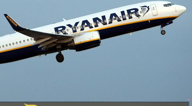 Ryanair had increased its charge for hold luggage by €20